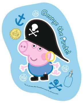 Peppa Pig Four Shaped Puzzles Puzzles;Children s Puzzles - image 2 - Ravensburger