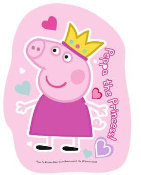 Peppa Pig Four Shaped Puzzles Puzzles;Children s Puzzles - image 3 - Ravensburger