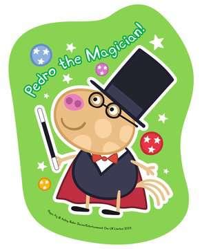 Peppa Pig Four Shaped Puzzles Puzzles;Children s Puzzles - image 5 - Ravensburger