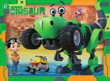 Rusty Rivets 4 v 1 2D Puzzle;Dětské puzzle - obrázek 3 - Ravensburger