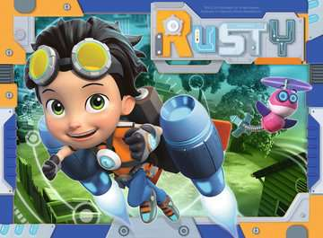 Rusty Rivets 4 in a Box Puzzles;Children s Puzzles - image 4 - Ravensburger