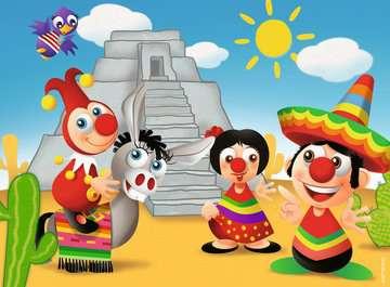 Jokie reist om de wereld Puzzels;Puzzels voor kinderen - image 3 - Ravensburger