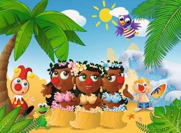 Jokie reist om de wereld Puzzels;Puzzels voor kinderen - image 4 - Ravensburger