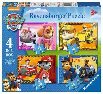 Puppies op pad / La Pat Patrouille Puzzle;Puzzles enfants - Image 1 - Ravensburger