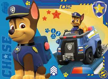 Paw Patrol 4 in Box Puzzles;Children s Puzzles - image 5 - Ravensburger