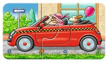 07036 Kinderpuzzle Allerlei Fahrzeuge von Ravensburger 3