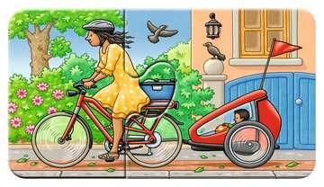 07036 Kinderpuzzle Allerlei Fahrzeuge von Ravensburger 4