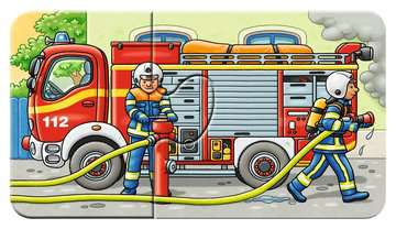 07036 Kinderpuzzle Allerlei Fahrzeuge von Ravensburger 7