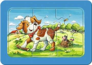 07062 Kinderpuzzle Meine Tierfreunde von Ravensburger 3