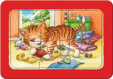 07062 Kinderpuzzle Meine Tierfreunde von Ravensburger 4