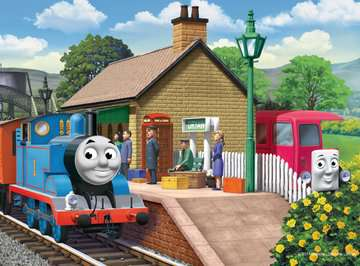 Thomas & Friends 4 in Box Puzzles;Children s Puzzles - image 4 - Ravensburger
