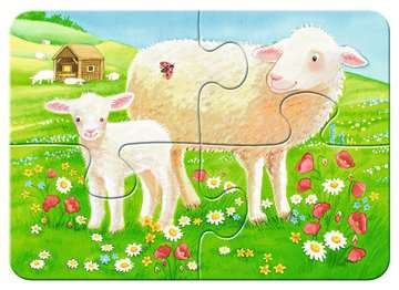 Unsere Lieblingstiere Puzzle;Kinderpuzzle - Bild 3 - Ravensburger