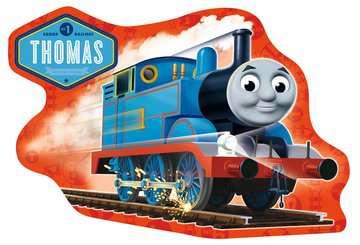 Thomas & Friends 4 Shaped Puzzles Puzzles;Children s Puzzles - image 2 - Ravensburger
