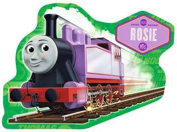 Thomas & Friends 4 Shaped Puzzles Puzzles;Children s Puzzles - image 4 - Ravensburger