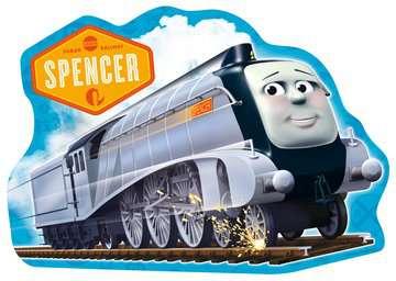 Thomas & Friends 4 Shaped Puzzles Puzzles;Children s Puzzles - image 5 - Ravensburger