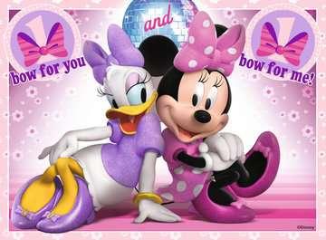 Myška Minnie 4 v 1 2D Puzzle;Dětské puzzle - obrázek 4 - Ravensburger