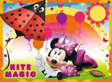 Myška Minnie 4 v 1 2D Puzzle;Dětské puzzle - obrázek 5 - Ravensburger