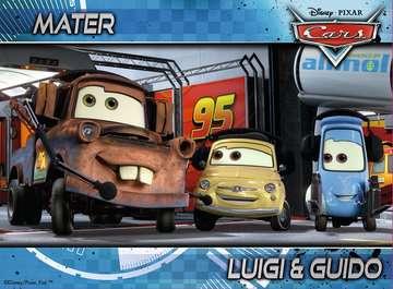 Disney Cars Puzzels;Puzzels voor kinderen - image 4 - Ravensburger