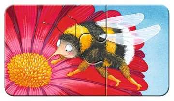 07313 Kinderpuzzle Tiere im Garten von Ravensburger 10