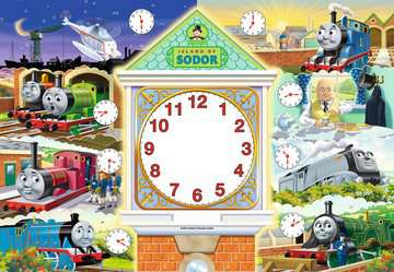 Thomas Right on Time Puzzle, 60pc Puzzles;Children s Puzzles - image 2 - Ravensburger