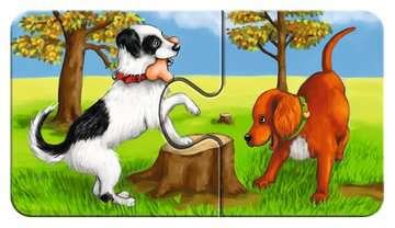 07331 Kinderpuzzle Liebenswerte Tiere von Ravensburger 3