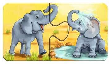 Lieve dieren / Animaux sympathiques Puzzle;Puzzles enfants - Image 6 - Ravensburger