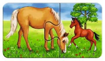 07331 Kinderpuzzle Liebenswerte Tiere von Ravensburger 5