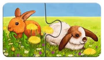 Lieve dieren / Animaux sympathiques Puzzle;Puzzles enfants - Image 8 - Ravensburger