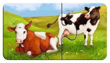 07331 Kinderpuzzle Liebenswerte Tiere von Ravensburger 8