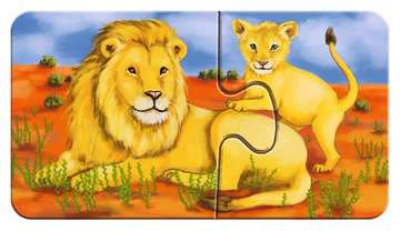 07331 Kinderpuzzle Liebenswerte Tiere von Ravensburger 9