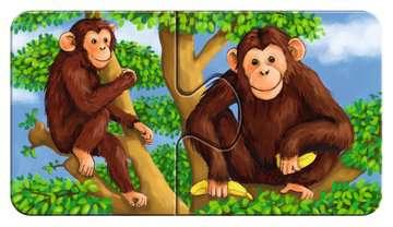 07331 Kinderpuzzle Liebenswerte Tiere von Ravensburger 10