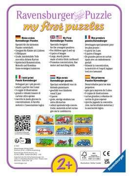 Speciale voertuigen /  Véhicules de travail Puzzle;Puzzles enfants - Image 2 - Ravensburger
