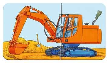 Speciale voertuigen /  Véhicules de travail Puzzle;Puzzles enfants - Image 4 - Ravensburger