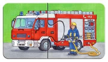 Speciale voertuigen /  Véhicules de travail Puzzle;Puzzles enfants - Image 5 - Ravensburger