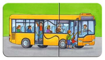 Speciale voertuigen /  Véhicules de travail Puzzle;Puzzles enfants - Image 6 - Ravensburger