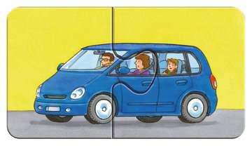 07332 Kinderpuzzle Einsatzfahrzeuge von Ravensburger 6
