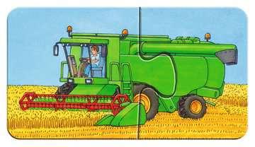 Speciale voertuigen /  Véhicules de travail Puzzle;Puzzles enfants - Image 10 - Ravensburger