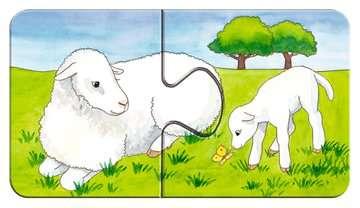 Auf dem Bauernhof Baby und Kleinkind;Puzzles - Bild 3 - Ravensburger