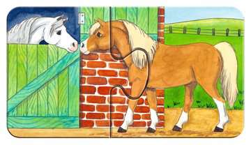 A la ferme Puzzle;Puzzles enfants - Image 5 - Ravensburger