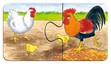 Auf dem Bauernhof Baby und Kleinkind;Puzzles - Bild 6 - Ravensburger