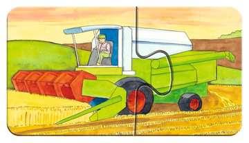 07333 Kinderpuzzle Auf dem Bauernhof von Ravensburger 9
