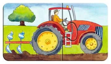 07333 Kinderpuzzle Auf dem Bauernhof von Ravensburger 10