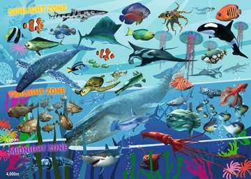 Underwater Realm Giant Floor Puzzle, 60pc Puzzles;Children s Puzzles - image 2 - Ravensburger
