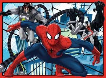 Disney Spider Man 4 v 1 2D Puzzle;Dětské puzzle - obrázek 3 - Ravensburger