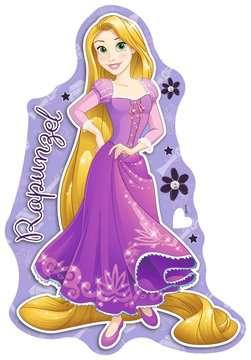 Princess 4 Shaped Puzzles (10,12,14,16pc) Puzzles;Children s Puzzles - image 4 - Ravensburger