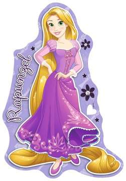 4 puzzle sagomati Princess Puzzle;Puzzle per Bambini - immagine 4 - Ravensburger