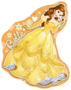4 puzzle sagomati Princess Puzzle;Puzzle per Bambini - immagine 5 - Ravensburger