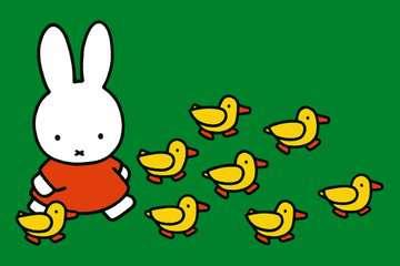 nijntje / miffy Puzzle;Puzzles enfants - Image 4 - Ravensburger