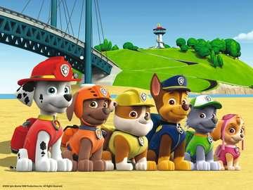 07424 Kinderpuzzle Paw Patrol von Ravensburger 4