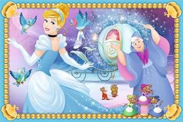 07428 Kinderpuzzle Funkelnde Prinzessinnen von Ravensburger 3